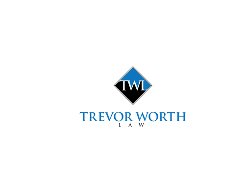 Trevor Worth Law A Logo, Monogram, or Icon  Draft # 57 by PeterZ