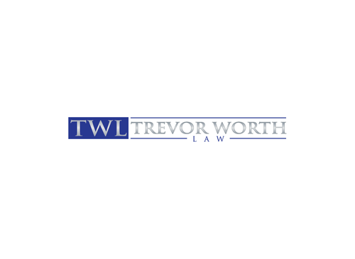 Trevor Worth Law A Logo, Monogram, or Icon  Draft # 59 by PeterZ