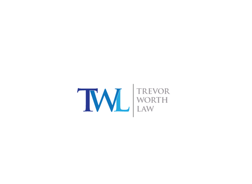 Trevor Worth Law A Logo, Monogram, or Icon  Draft # 60 by PeterZ