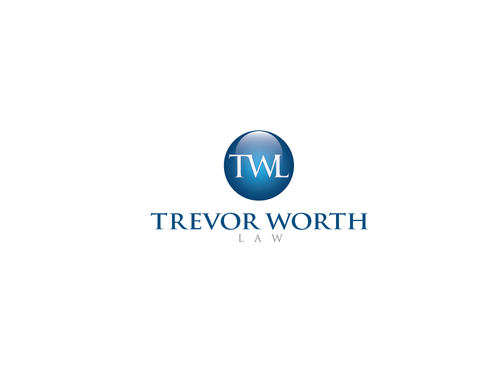 Trevor Worth Law A Logo, Monogram, or Icon  Draft # 61 by PeterZ