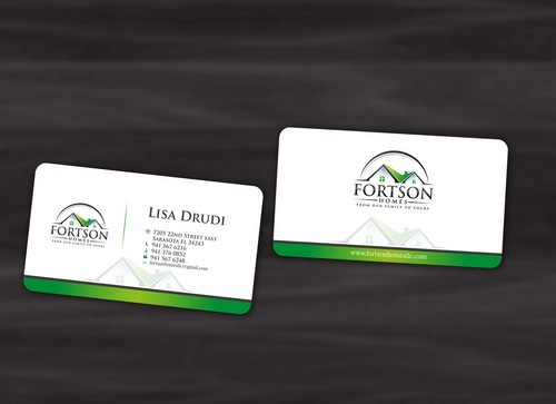 from our family to yours Business Cards and Stationery  Draft # 180 by pixdesign