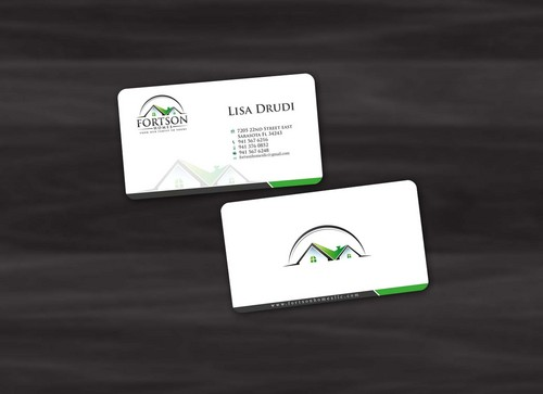 from our family to yours Business Cards and Stationery  Draft # 182 by pixdesign
