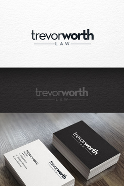 Trevor Worth Law A Logo, Monogram, or Icon  Draft # 74 by nerve