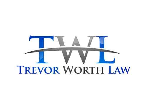 Trevor Worth Law A Logo, Monogram, or Icon  Draft # 77 by Filter
