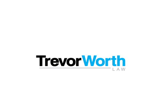 Trevor Worth Law A Logo, Monogram, or Icon  Draft # 86 by PeterZ