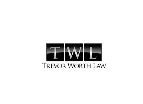 Trevor Worth Law A Logo, Monogram, or Icon  Draft # 88 by PeterZ