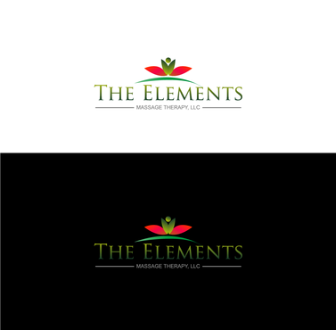 The Elements Massage Therapy, LLC  A Logo, Monogram, or Icon  Draft # 10 by InventiveStylus