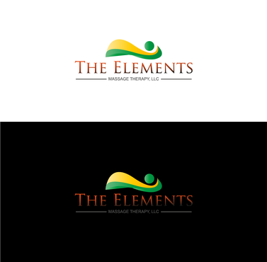 The Elements Massage Therapy, LLC  A Logo, Monogram, or Icon  Draft # 11 by InventiveStylus