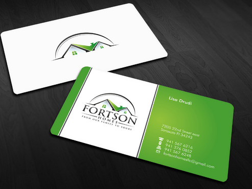 from our family to yours Business Cards and Stationery  Draft # 205 by Xpert