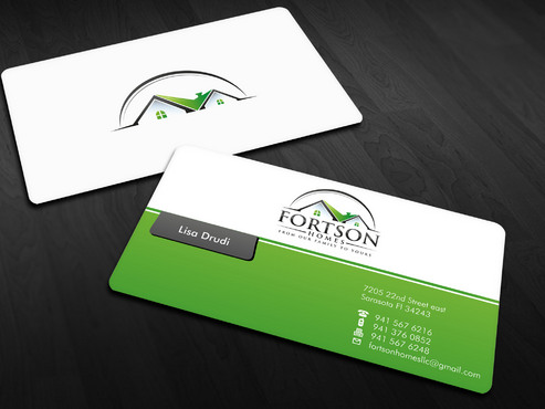 from our family to yours Business Cards and Stationery  Draft # 206 by Xpert