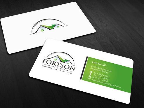 from our family to yours Business Cards and Stationery  Draft # 210 by Xpert