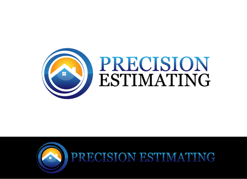 Precision Estimating A Logo, Monogram, or Icon  Draft # 9 by JohnAlber