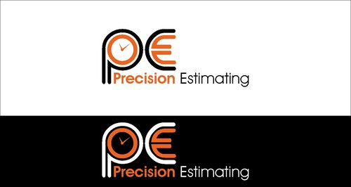 Precision Estimating A Logo, Monogram, or Icon  Draft # 25 by StartArts