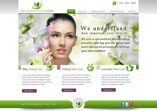Medical practice provides clinical and cosmetic skin care