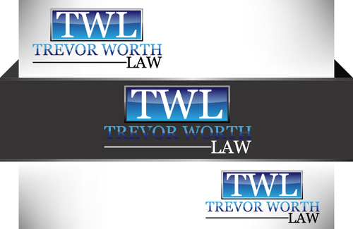 Trevor Worth Law A Logo, Monogram, or Icon  Draft # 100 by JohnAlber