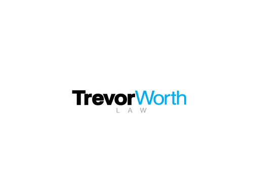 Trevor Worth Law A Logo, Monogram, or Icon  Draft # 101 by PeterZ
