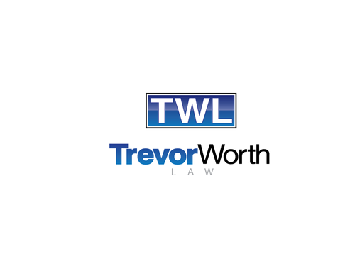 Trevor Worth Law A Logo, Monogram, or Icon  Draft # 102 by PeterZ