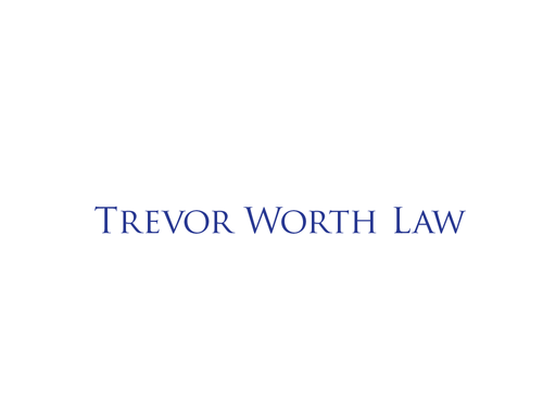 Trevor Worth Law A Logo, Monogram, or Icon  Draft # 103 by PeterZ