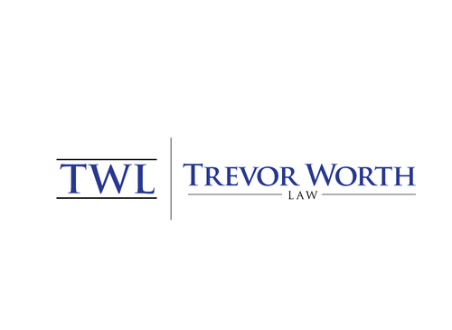 Trevor Worth Law A Logo, Monogram, or Icon  Draft # 104 by PeterZ