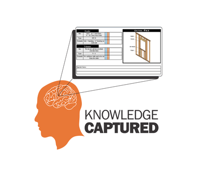 Knowledge Captured Marketing collateral  Draft # 3 by yudesign