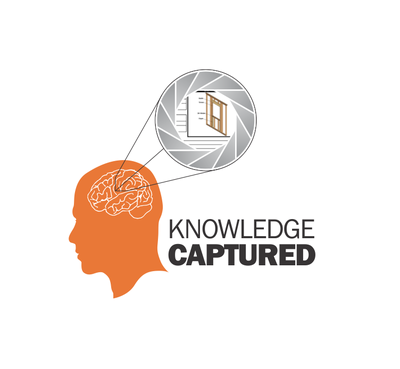 Knowledge Captured Marketing collateral  Draft # 4 by yudesign