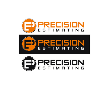 Precision Estimating A Logo, Monogram, or Icon  Draft # 45 by zkbrand