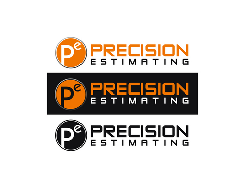 Precision Estimating A Logo, Monogram, or Icon  Draft # 46 by zkbrand