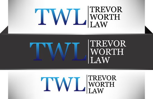 Trevor Worth Law A Logo, Monogram, or Icon  Draft # 112 by JohnAlber