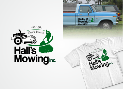 Hall's Mowing Inc.