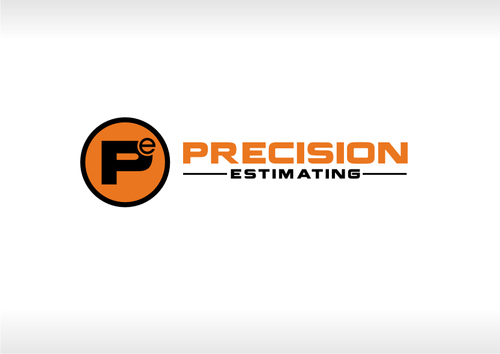 Precision Estimating A Logo, Monogram, or Icon  Draft # 117 by zonkcreative
