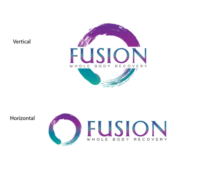 Fusion Whole Body Recovery A Logo, Monogram, or Icon  Draft # 94 by artsie9324