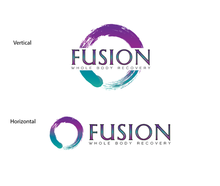 Fusion Whole Body Recovery A Logo, Monogram, or Icon  Draft # 95 by artsie9324