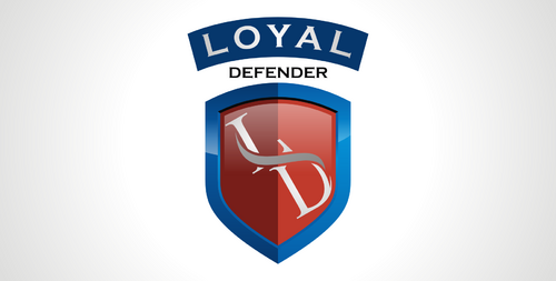 Loyal Defender A Logo, Monogram, or Icon  Draft # 11 by utuy28rosar
