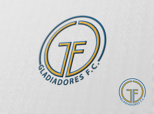 Gladiadores F.C. but not necessarily A Logo, Monogram, or Icon  Draft # 1 by madeli