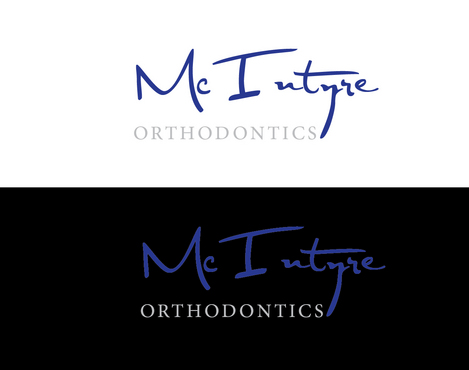 McIntyre Orthodontics A Logo, Monogram, or Icon  Draft # 1 by valiWORK