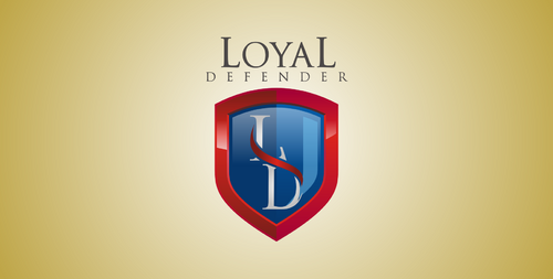 Loyal Defender A Logo, Monogram, or Icon  Draft # 15 by utuy28rosar