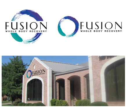 Fusion Whole Body Recovery Logo Winning Design by artsie9324