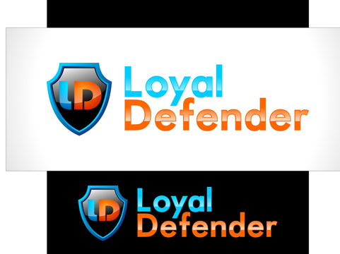 Loyal Defender A Logo, Monogram, or Icon  Draft # 26 by irdiya