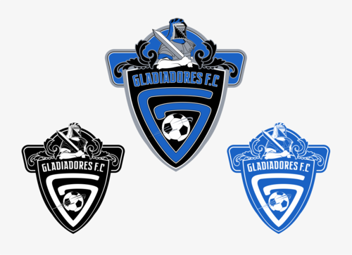 Gladiadores F.C. but not necessarily A Logo, Monogram, or Icon  Draft # 27 by kotakdesign