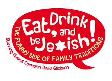 Eat, Drink and Be Jewish!    The Funny Side of Family Traditions A Logo, Monogram, or Icon  Draft # 16 by alcoholix