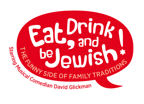 Eat, Drink and Be Jewish!    The Funny Side of Family Traditions A Logo, Monogram, or Icon  Draft # 25 by alcoholix