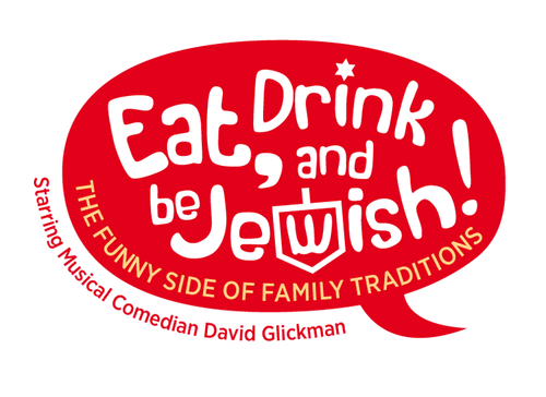 Eat, Drink and Be Jewish!    The Funny Side of Family Traditions A Logo, Monogram, or Icon  Draft # 29 by alcoholix