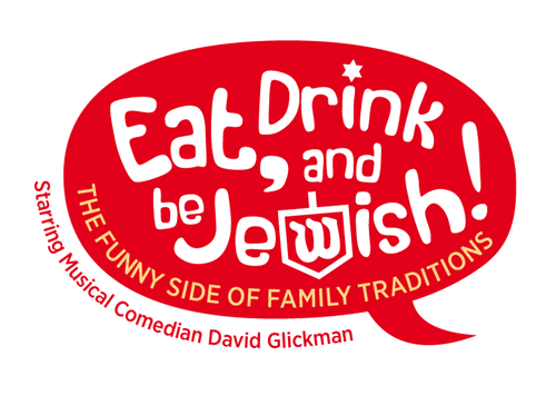 Eat, Drink and Be Jewish!    The Funny Side of Family Traditions A Logo, Monogram, or Icon  Draft # 30 by alcoholix