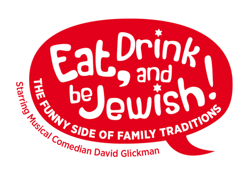 Eat, Drink and Be Jewish!    The Funny Side of Family Traditions A Logo, Monogram, or Icon  Draft # 36 by alcoholix
