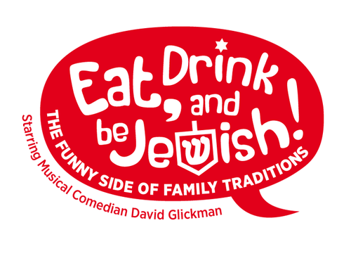 Eat, Drink and Be Jewish!    The Funny Side of Family Traditions A Logo, Monogram, or Icon  Draft # 37 by alcoholix