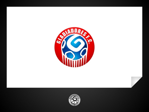 Gladiadores F.C. but not necessarily A Logo, Monogram, or Icon  Draft # 37 by dekiedesign