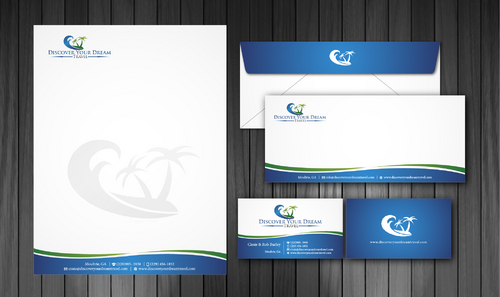 Stationary & business cards Business Cards and Stationery  Draft # 44 by cArnn
