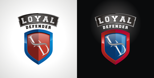 Loyal Defender A Logo, Monogram, or Icon  Draft # 43 by utuy28rosar