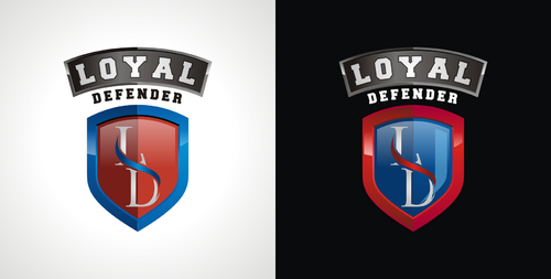 Loyal Defender A Logo, Monogram, or Icon  Draft # 44 by utuy28rosar