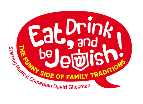 Eat, Drink and Be Jewish!    The Funny Side of Family Traditions A Logo, Monogram, or Icon  Draft # 42 by alcoholix